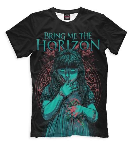 Купить Футболка для мальчиков Bring Me The Horizon BRI-836981-fut-2