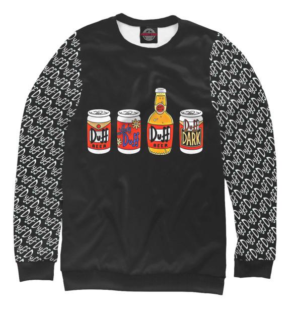 Купить Свитшот для девочек Duff Beer SIM-945864-swi-1