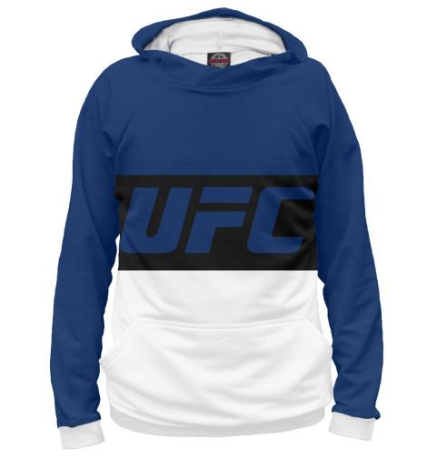 Худи Print Bar UFC BLUE ufc 2 ps4
