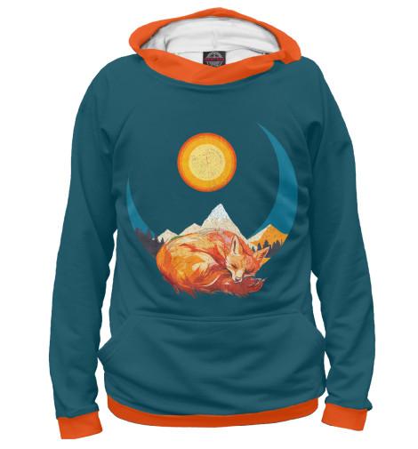 Купить Худи для мальчика Лунная лиса FOX-952677-hud-2