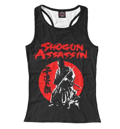 Майка борцовка Print Bar Shogun Assassin свитшот print bar shogun assassin