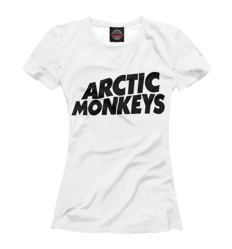 Футболка Print Bar Arctic Monkeys футболка print bar монстер хай