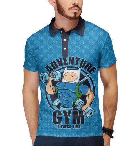 Купить Мужское поло Adventure Gym ADV-800516-pol-2