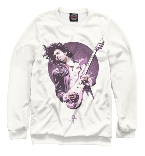 Свитшот Print Bar Prince: Purple rain purple rain lp cd