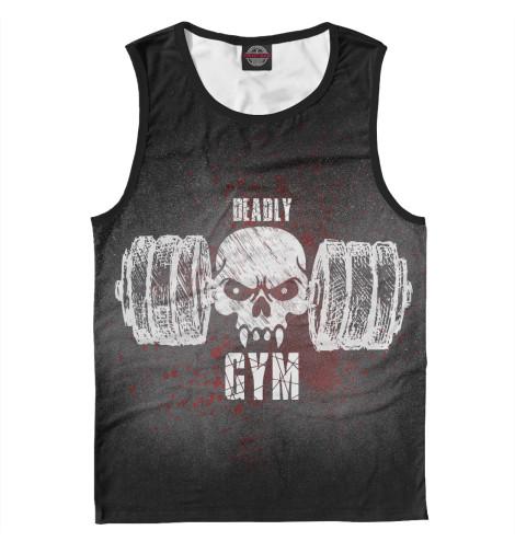 Майка Print Bar Deadly GYM II