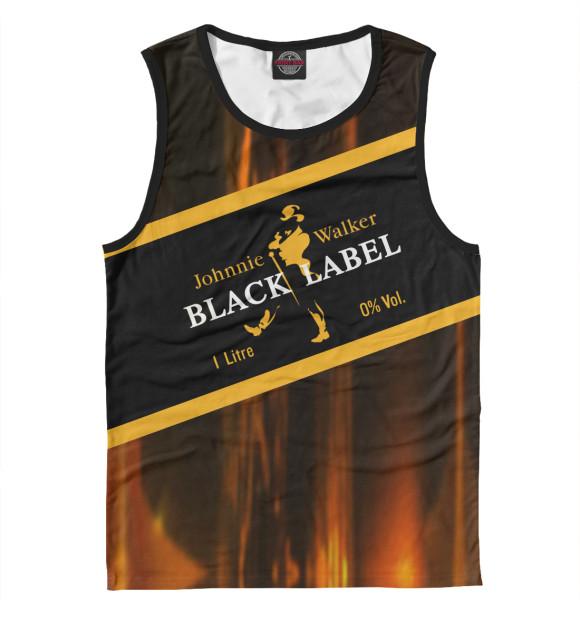 Black Label безалкогольный