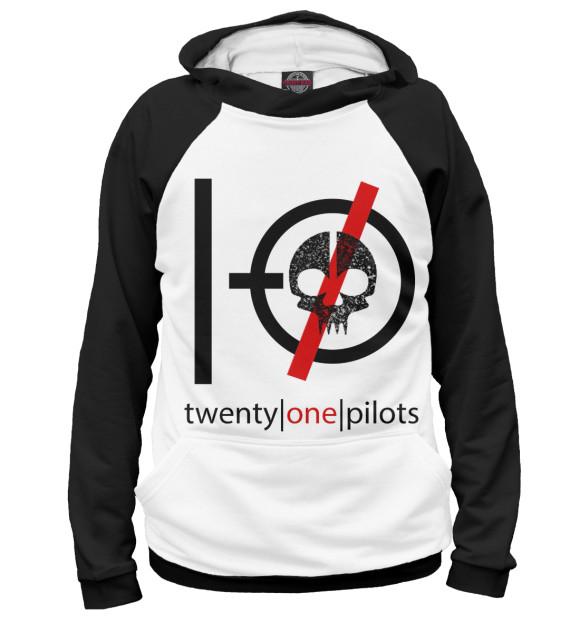 Купить Худи для девочки Twenty One Pilots MZK-112581-hud-1