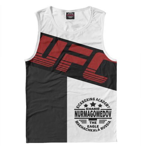Майка Print Bar UFC Хабиб Нурмагомедов ufc 2 ps4