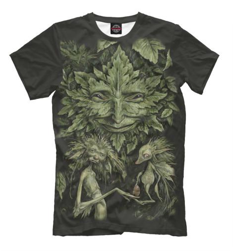 Купить Мужская футболка Дух APD-195233-fut-2