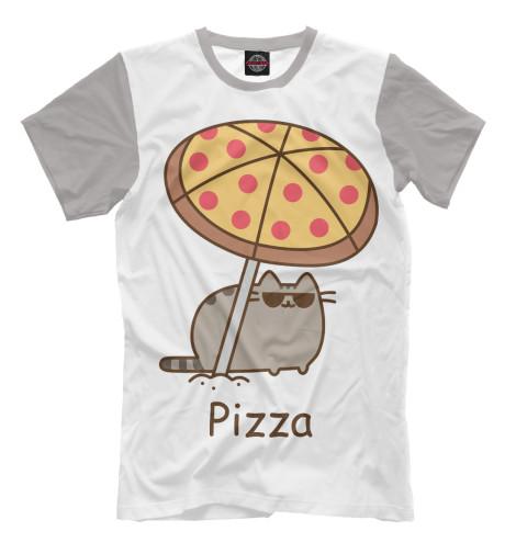 Футболка Print Bar Pizza свитшот print bar flash pizza
