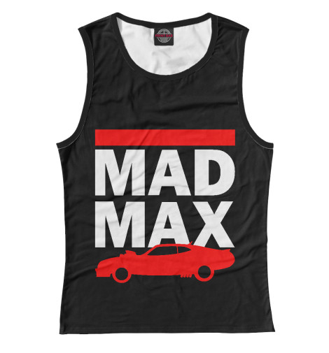 Майка Print Bar Mad Max худи print bar mad max page 5