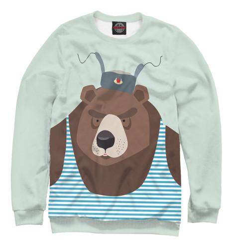 Свитшот Print Bar Русский медведь свитшот print bar русский стиль