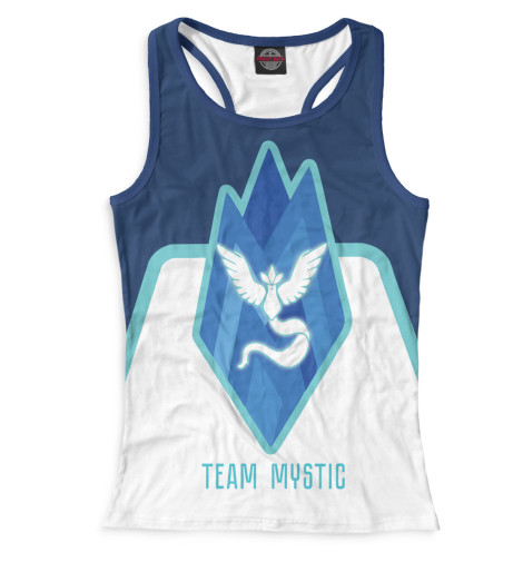 Купить Майка для девочки Team Mystic PKM-128626-mayb-1
