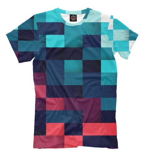 Футболка Print Bar Pixel color lineika galaxy mojet polychit nekotorye fynkcii smartfonov pixel