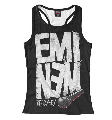 Майка борцовка Print Bar Eminem цены