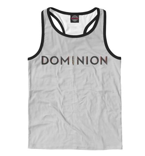 Майка борцовка Print Bar Dominion футболка print bar доминион