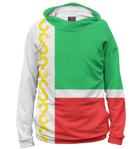 Купить Женское худи Чечня CHN-166196-hud-1