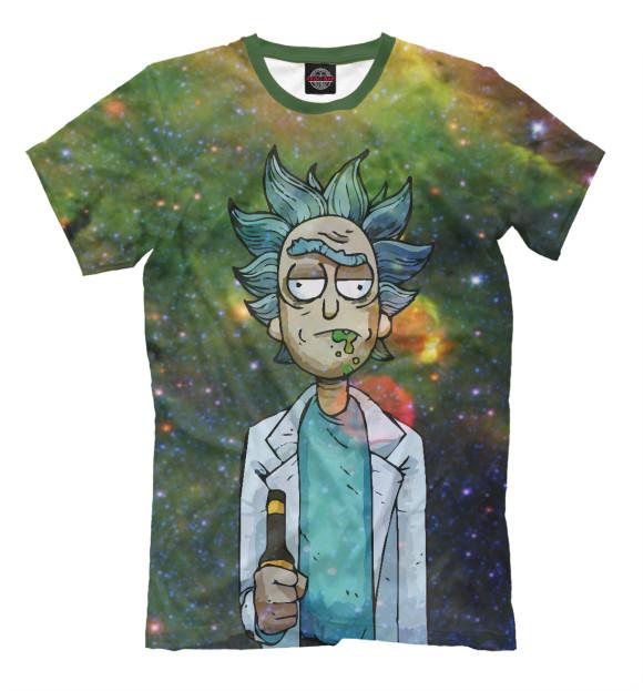 Купить Мужская футболка Рик RNM-908522-fut-2