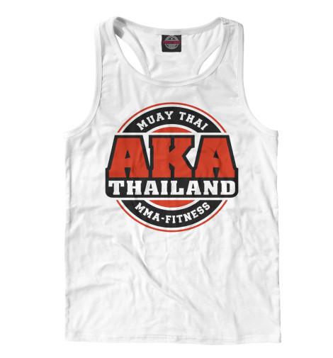Майка борцовка Print Bar AKA Thailand стулья для салона thailand such as