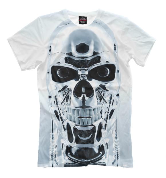 Купить Мужская футболка Терминатор TER-417699-fut-2