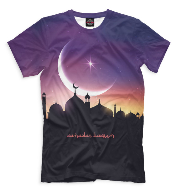 Купить Мужская футболка Рамадан Карим ISL-225824-fut-2