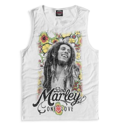 Мужская майка Bob Marley
