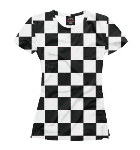 Футболка Print Bar Доска шахматная поло print bar доска шахматная