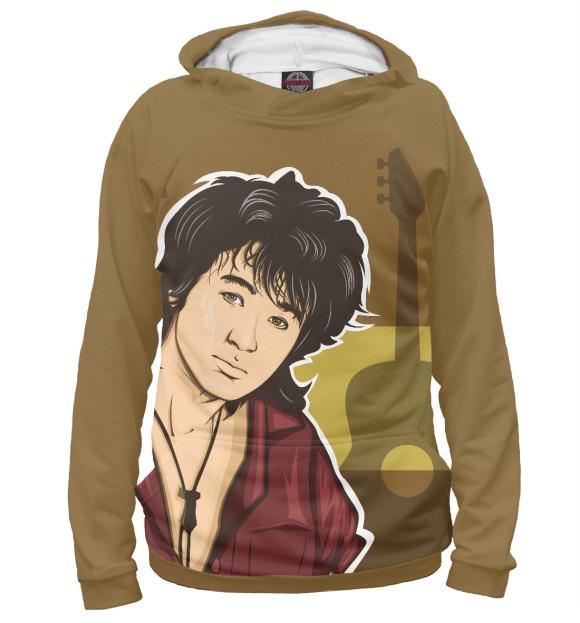 Купить Худи для мальчика Цой KIN-385865-hud-2
