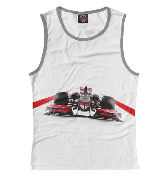 Купить Майка для девочки McLaren SPC-120517-may-1