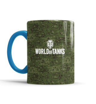 Кружка World of Tanks