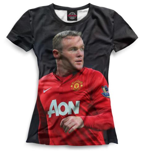 Женская футболка Manchester United