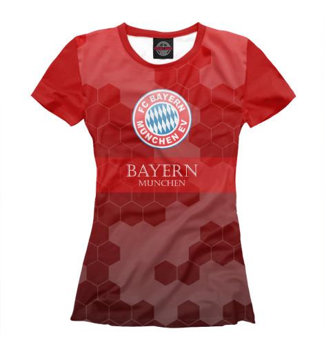 Футболка Print Bar Bayern Munchen футболка print bar shogun assassin