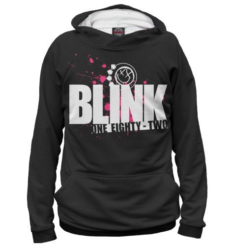 Женское худи blink-182