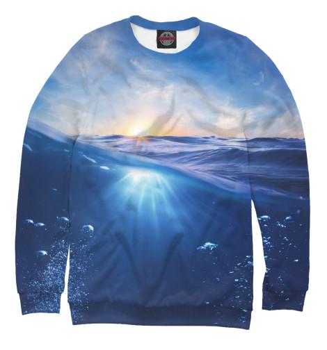 цены Свитшот Print Bar Морской рай