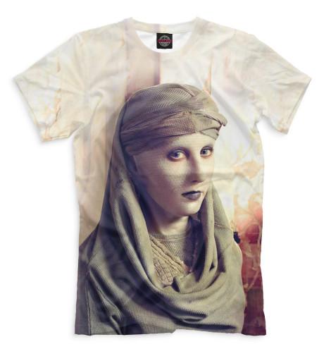 Мужская футболка Ме Йеулл