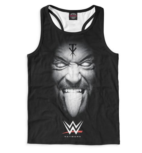 Мужская майка-борцовка Undertaker