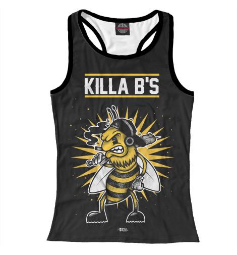 Майка борцовка Print Bar Killa B's брюки wooly s брюки killa