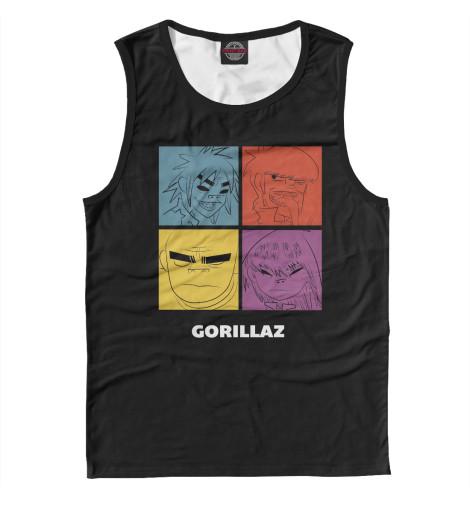 Купить Майка для мальчика Gorillaz GLZ-415521-may-2