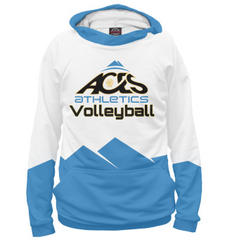 Худи Aces Athletics volleyball