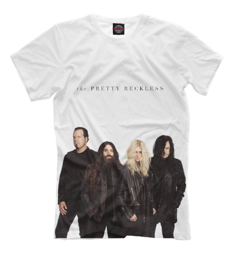 Купить Мужская футболка The Pretty Reckless (USA) TPR-561414-fut-2