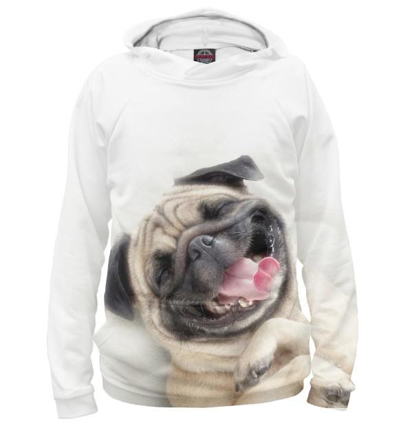 Купить Худи для девочки Собачка DOG-555311-hud-1