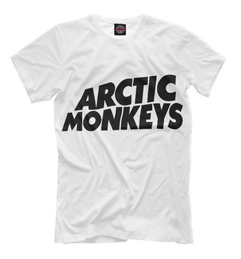 Футболка Print Bar Arctic Monkeys свитшот print bar монстер хай
