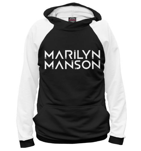 Худи Print Bar Marilyn Manson marilyn manson the pale emperor – limited edition cd