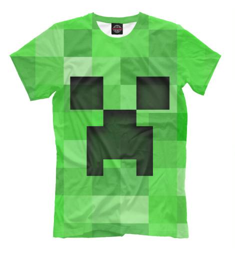 Мужская футболка Creeper