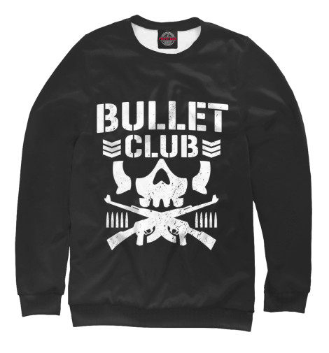 Свитшот Print Bar Bullet Club свитшот print bar last day club