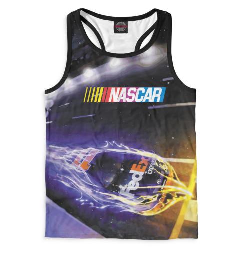 Майка борцовка Print Bar NASCAR nascar the game 2011