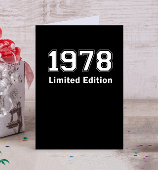 Limited Edition 1978