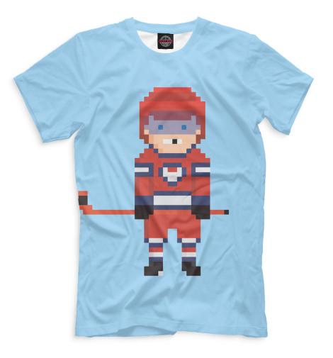 Футболка Print Bar Хоккей билеты на хоккей авангард онлайн
