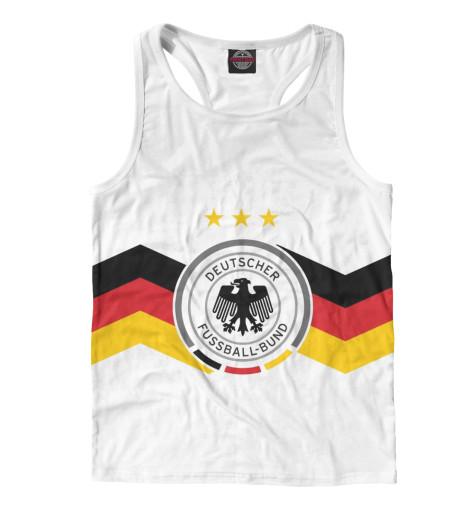 Майка борцовка Print Bar Сборная Германии свитшот print bar сборная германии