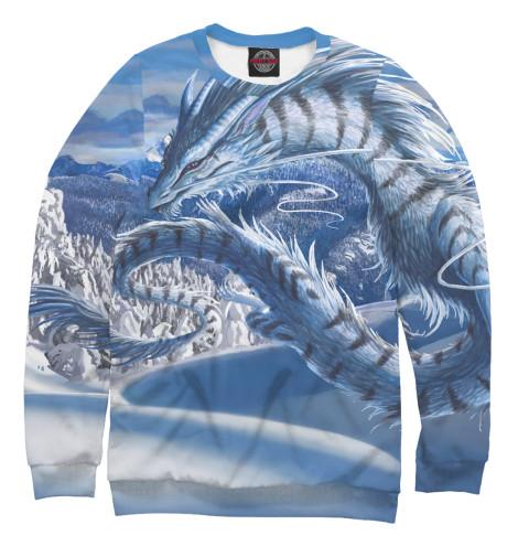 Свитшот Print Bar Драконы земляной а драконы сарда